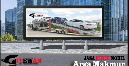 Jasa Kirim Mobil Arga Makmur