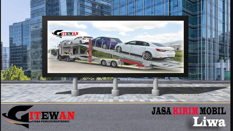 Jasa Kirim Mobil Liwa