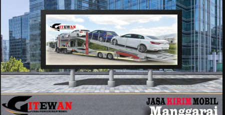 Jasa Kirim Mobil Manggarai