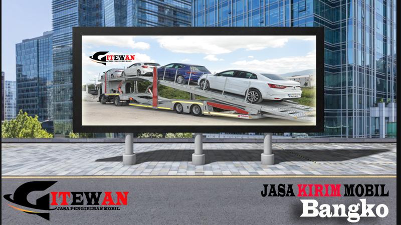 Jasa Kirim Mobil Bangko