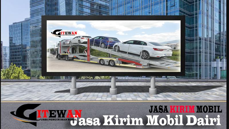 Jasa Kirim Mobil Dairi