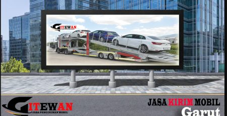 Jasa Kirim Mobil Garut