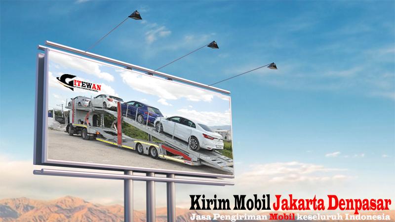 Kirim Mobil Jakarta Denpasar