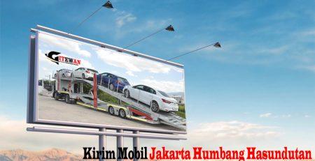 Kirim Mobil Jakarta Humbang Hasundutan