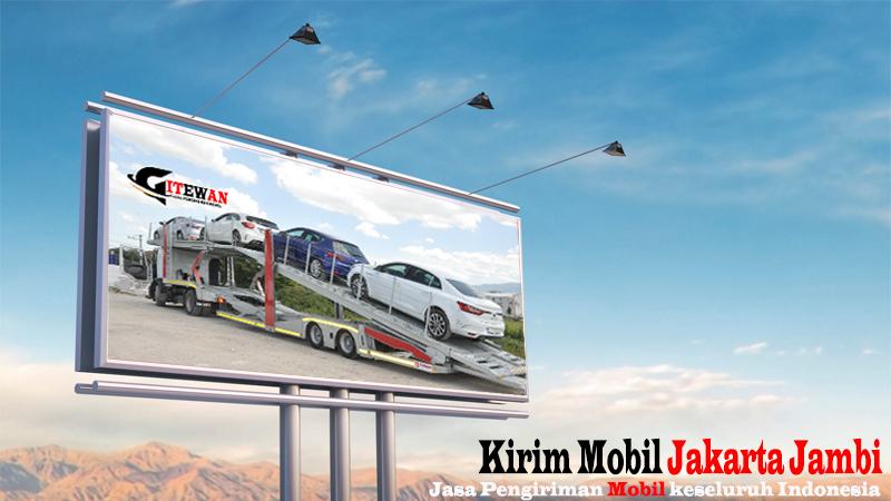 Kirim Mobil Jakarta Jambi