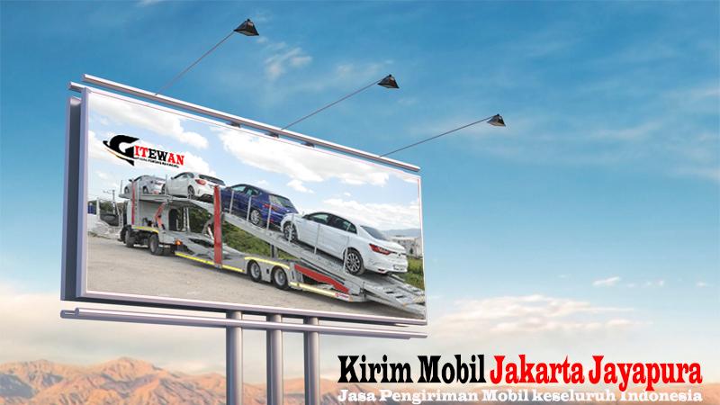 Kirim Mobil Jakarta Jayapura