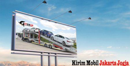 Kirim Mobil Jakarta Jogja