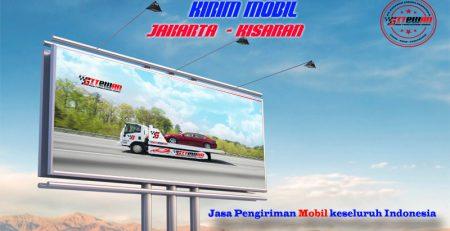 Kirim Mobil Jakarta Kisaran