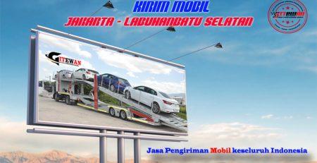 Kirim Mobil Jakarta Labuhanbatu Selatan