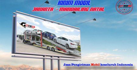 Kirim Mobil Jakarta Mandailing Natal