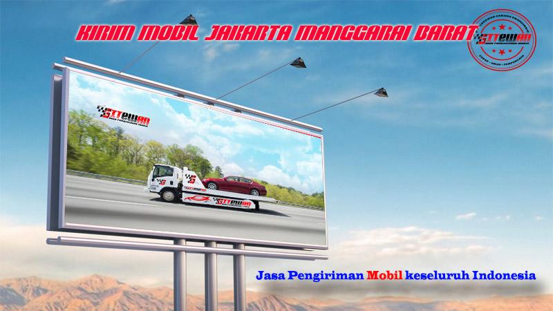 Kirim Mobil Jakarta Manggarai Barat