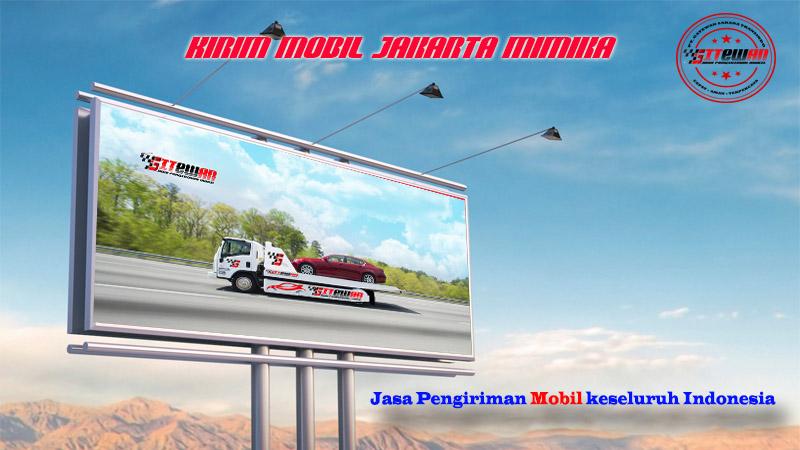 Kirim Mobil Jakarta Mimika
