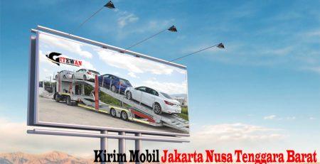 Kirim Mobil Jakarta Nusa Tenggara Barat