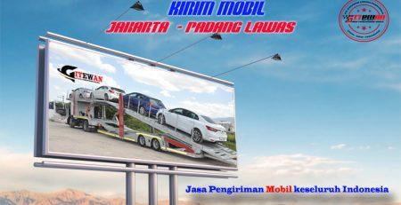 Kirim Mobil Jakarta Padang Lawas