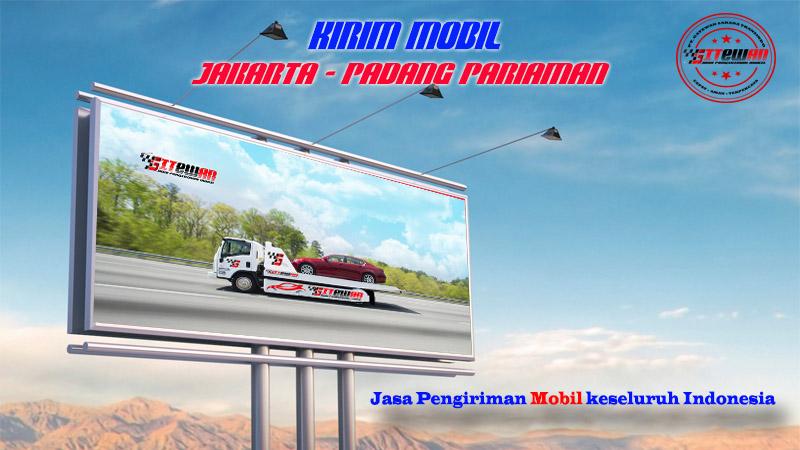 Kirim Mobil Jakarta Padang Pariaman