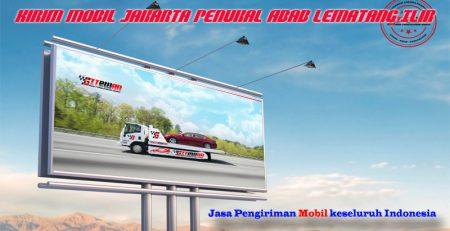 Kirim Mobil Jakarta Penukal Abab Lematang Ilir