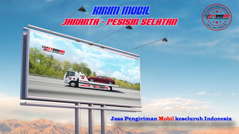Kirim Mobil Jakarta Pesisir Selatan