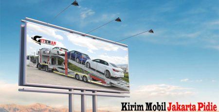 Kirim Mobil Jakarta Pidie