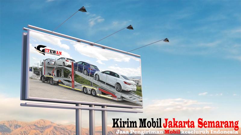 Kirim Mobil Jakarta Semarang