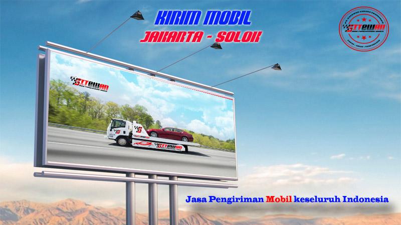 Kirim Mobil Jakarta Solok