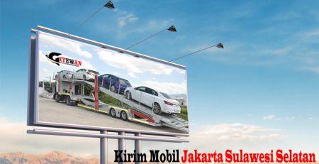 Kirim Mobil Jakarta Sulawesi Selatan