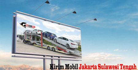 Kirim Mobil Jakarta Sulawesi Tengah