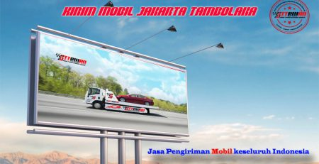 Kirim Mobil Jakarta Tambolaka