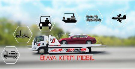 BIAYA KIRIM MOBIL