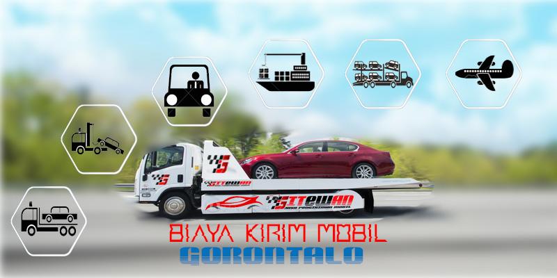 Biaya Kirim mobil Gorontalo
