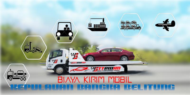 Biaya Kirim mobil Kepulauan Bangka Belitung
