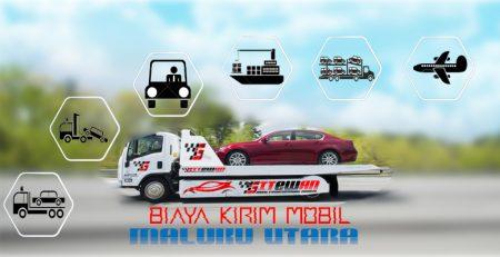 Biaya Kirim mobil Maluku Utara