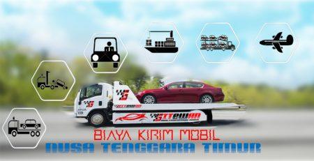 Biaya Kirim mobil Nusa Tenggara Timur