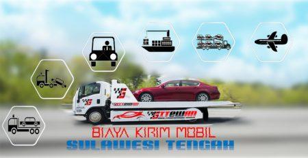 Biaya Kirim mobil Sulawesi Tengah