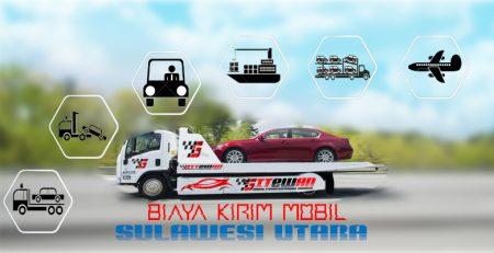 Biaya Kirim mobil Sulawesi Utara