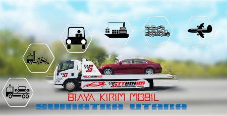 Biaya Kirim mobil Sumatra Utara