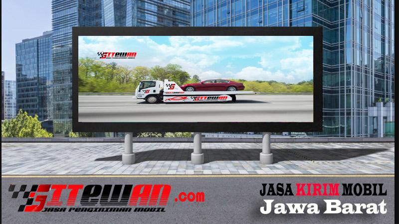 Jasa Kirim Mobil Jawa Barat