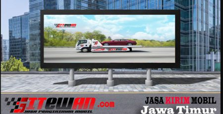 Jasa Kirim Mobil Jawa Timur