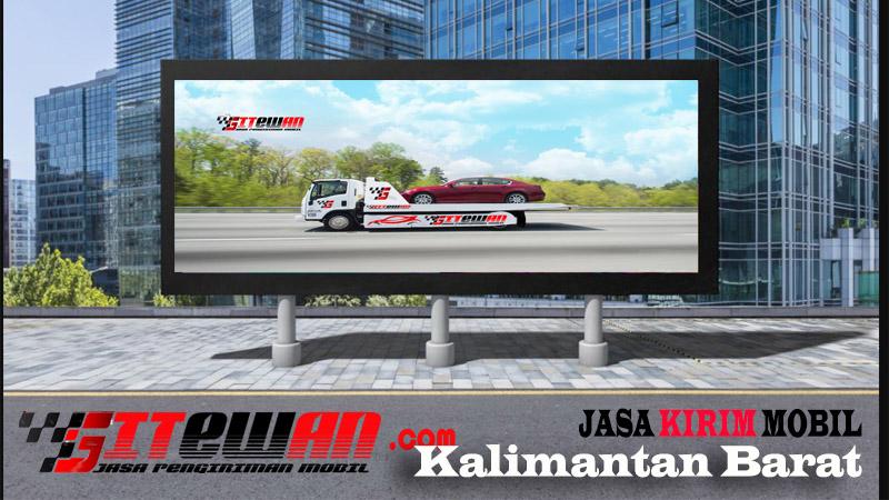 Jasa Kirim Mobil Kalimantan Barat