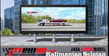 Jasa Kirim Mobil Kalimantan Selatan