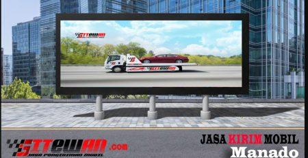 Jasa Kirim Mobil Manado
