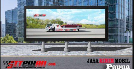 Jasa Kirim Mobil Papua