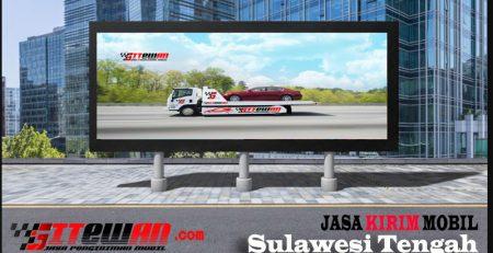 Jasa Kirim Mobil Sulawesi Tengah