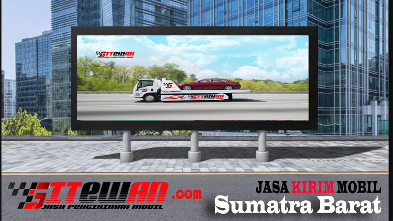 Jasa Kirim Mobil Sumatra Barat