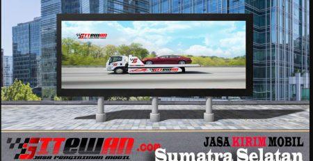 Jasa Kirim Mobil Sumatra Selatan