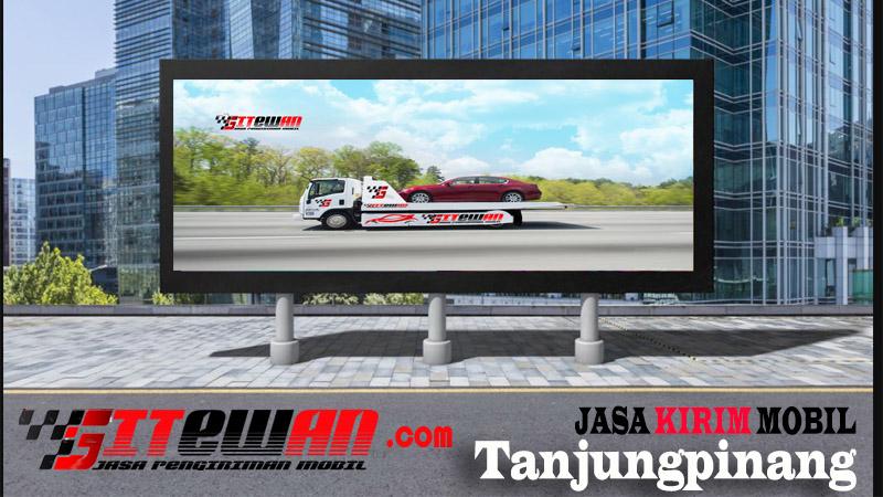 Jasa Kirim Mobil Tanjungpinang