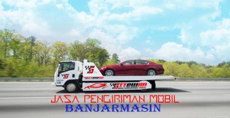 Jasa Pengiriman Mobil Banjarmasin