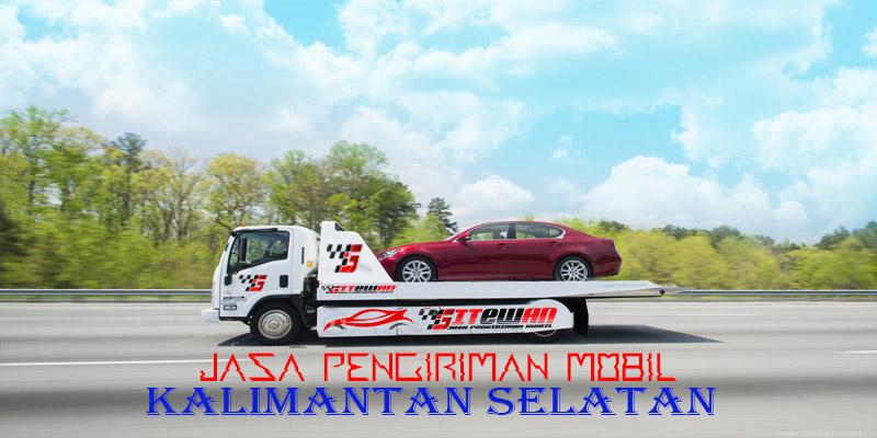 Jasa Pengiriman Mobil Kalimantan Selatan