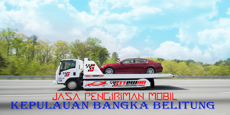 Jasa Pengiriman Mobil Kepulauan Bangka Belitung