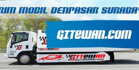 Kirim Mobil Denpasar Surabaya