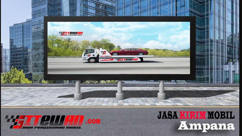Jasa Kirim Mobil Ampana